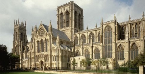 York minster from York's web page