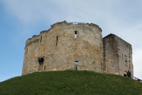 yorkCliffords tower